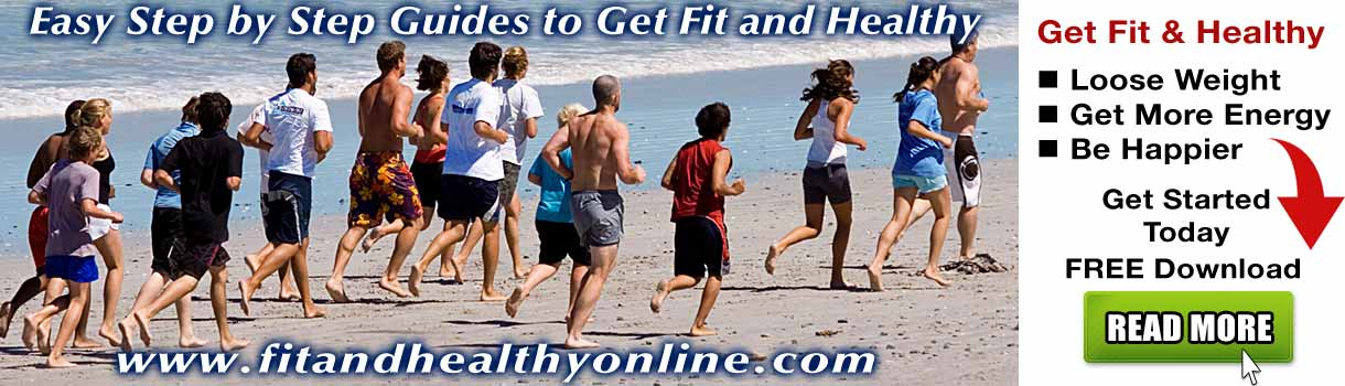 How to get healthy and stay healthy for life