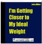 I'm getting closer to my ideal weight' audio file Mp3
