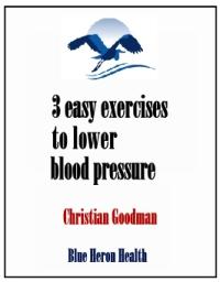 Blue Heron Health Blood Pressure Program