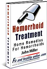 ebook program for Hemorrhoid Treatment