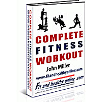 Complete Fitness Workout plus Audio Mp3