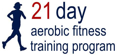 21 day aerobic fitness logo