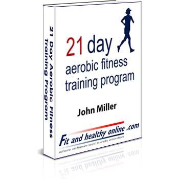 21 Day Aerobic Fitness Training Program