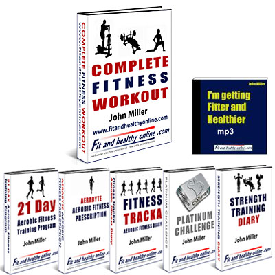 Complete Fitness Workout - Complete Set or ebooks
