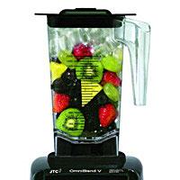 Blended Fruit And Vegetable Shake